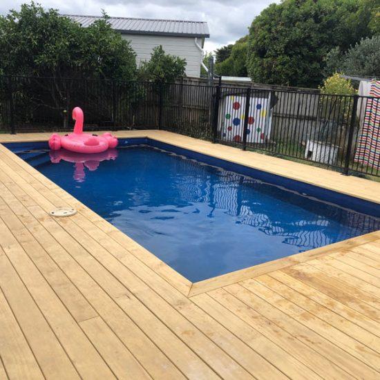 Michelle Sullivan pool