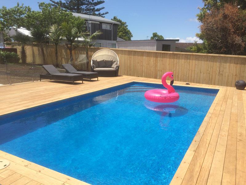 Economy Swimming Pools