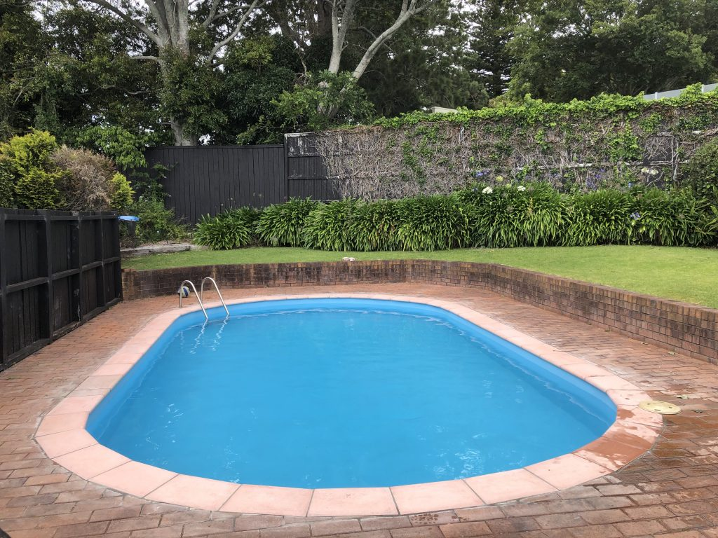 Para Pool Upgrade Before & After