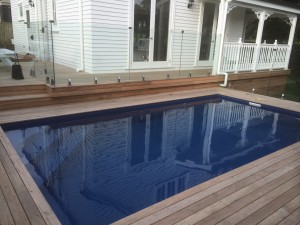 Finishrite swimming pool