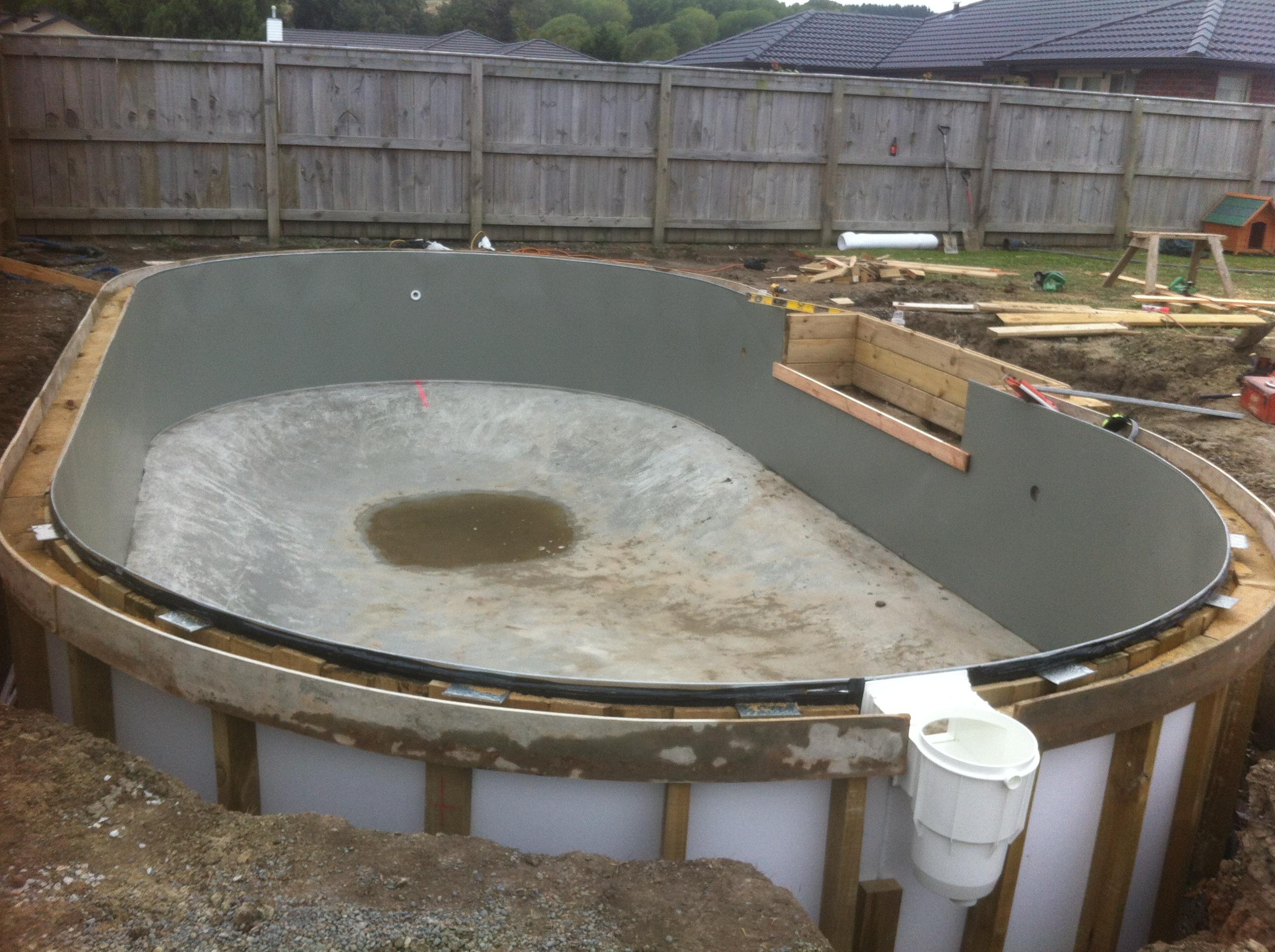 Kitset Swimming Pools