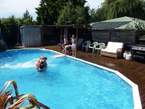 Finishrite pool DIY swimming pools
