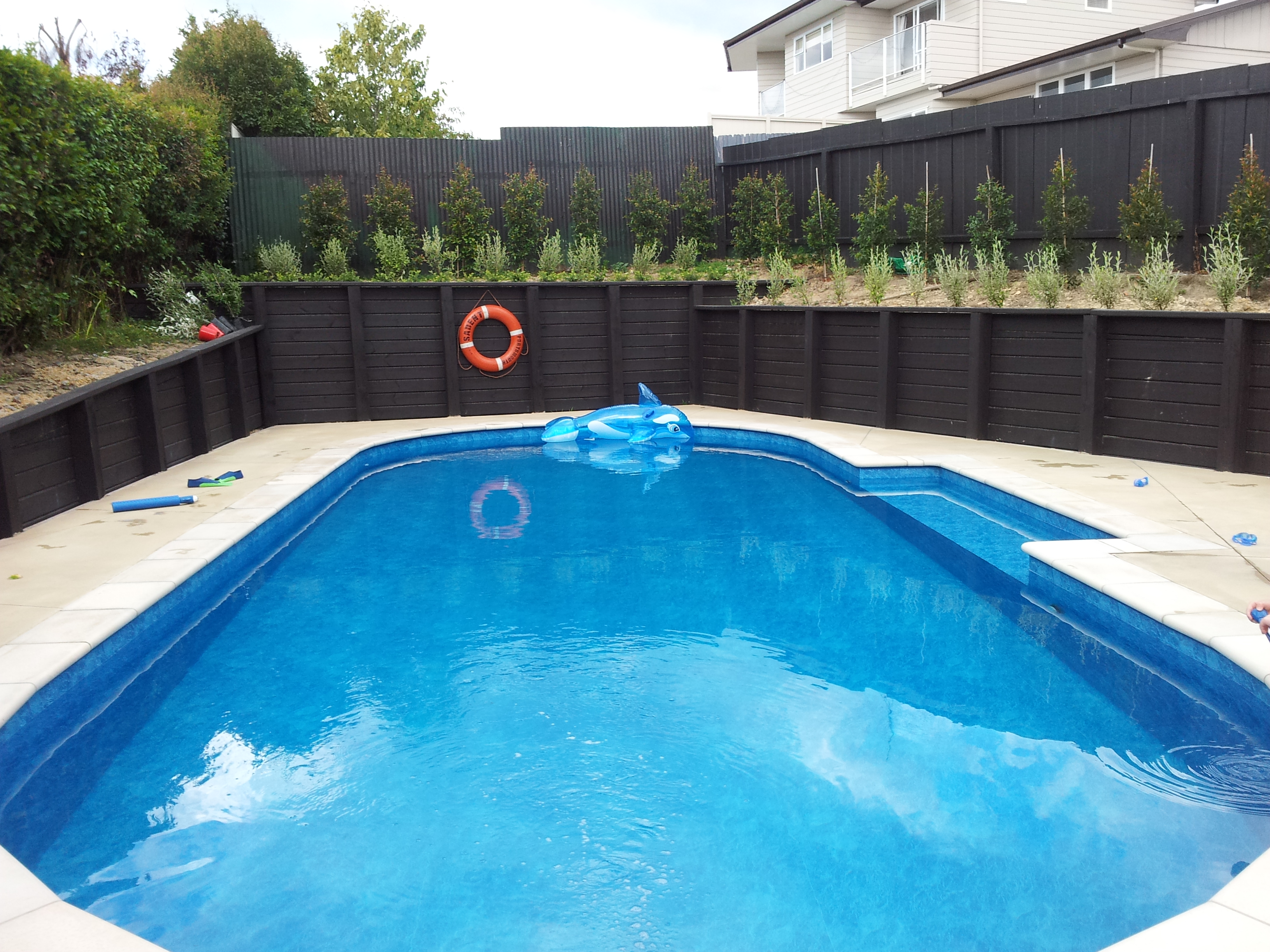 Recommended pool builder auckland for Pool design auckland
